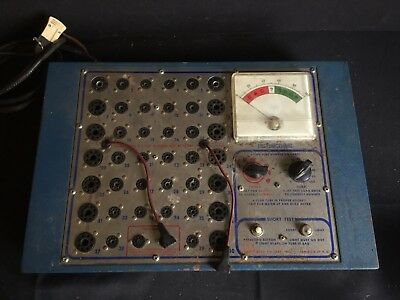 Vintage Affiliated T.V. Labs Inc. Vacuum Tube Tester