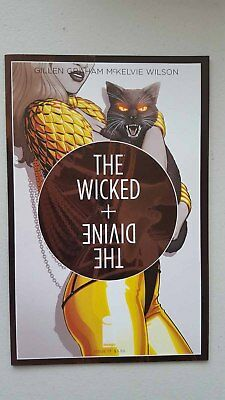 The Wicked & The Divine #17 - Cover A  Image Comics