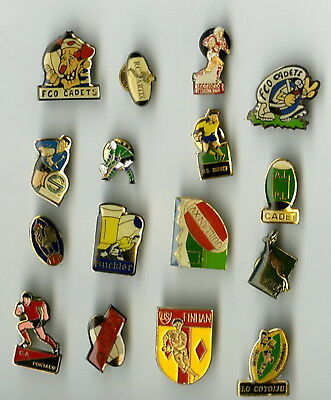 Lot Pin'S Rugby