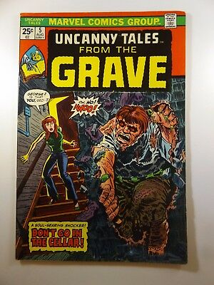 """Uncanny Tales from the Grave #5 """"Don't go in the Cellar!"""" VF Condition!!"""