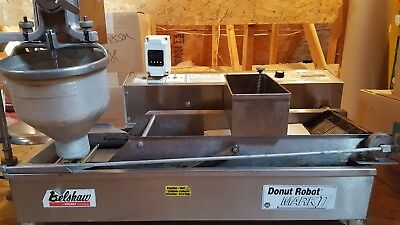 Belshaw Mark II Donut Robot Machine - Electric