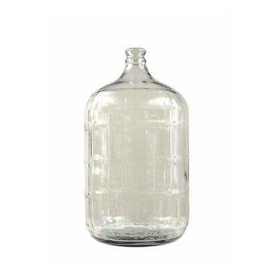 5 Gallon Thick Glass Carboy for Homebrew Beer Wine Mead Cider Moonshine Kombucha