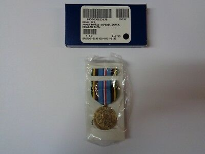 NEW Armed Forces Expeditionary Service Medal Set Regular Size 1N192