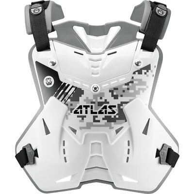 Atlas Defender Junior Digital Youth Roost Deflector Motorcycle Protection