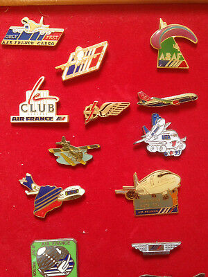 Serie Pin's Air France Concorde