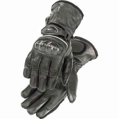 Firstgear Heated Carbon Glove Motorcycle Gloves