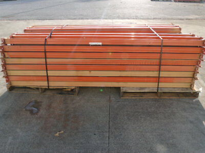 "Interlake Style Pallet Rack Cross Beams 96"" - Lot of 62"