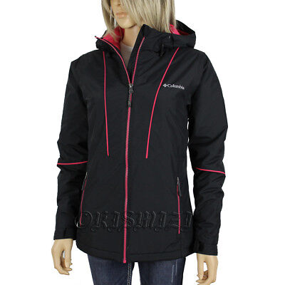 "$150 New Womens Columbia ""Snow Daze"" Thermal-Coil Winter Jacket Coat"