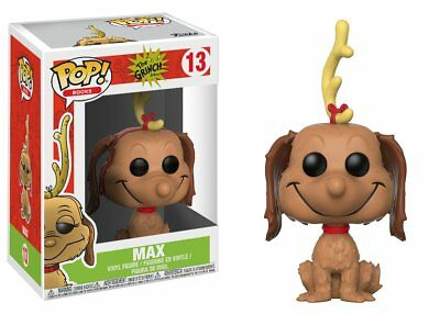 Max POP Vinyl Figure #13 Funko The Grinch Dr. Seuss New