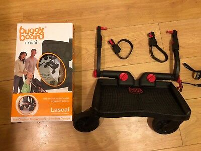 Lascal Mini Buggy Board Adjustable - Will Fit Most Prams Pushchairs