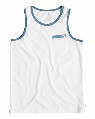 NEW QUIKSILVER™  Boys 8-16 Baysic Tank Boys Teens