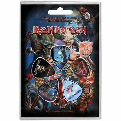 Iron Maiden - Guitar Pick Plectrum Pack (Later Albums)