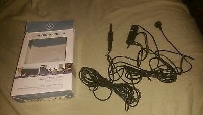 Audio Technica ATR3350 Lavalier Microphone