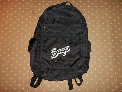 BARQ'S Barqs ROOTBEER BACKPACK Advertising Promo
