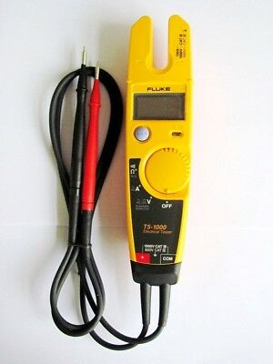 FLUKE T5-1000 1000 Voltage Continuity Current Electrical Tester Meter Brand New