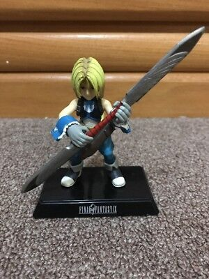 Final Fantasy IX 9 - Zidane Figure - Bandai