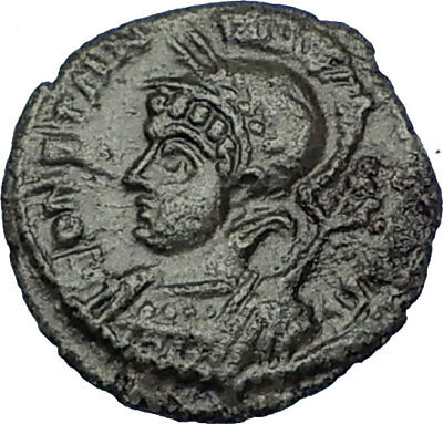 CONSTANTINE I the GREAT Founds Constantinople Ancient Roman Coin LONDON i65815