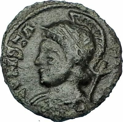 CONSTANTINE the Great Founds new Roman Capital CONSTANTINOPLE 330AD Coin i65816