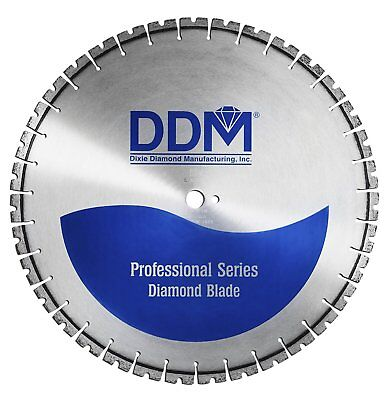 Dixie Diamond Manufacturing H403514187 Professional Wet Cutting Hand Saw Blade