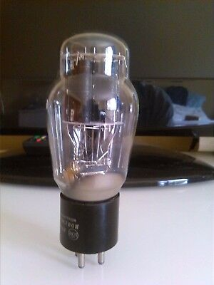 Tube 2A3 Vintage Triode Valve NIB, The mother of all Amplifiers.