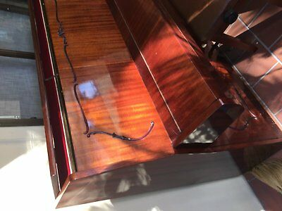 Russian Mahogany Upright Akkopa Piano