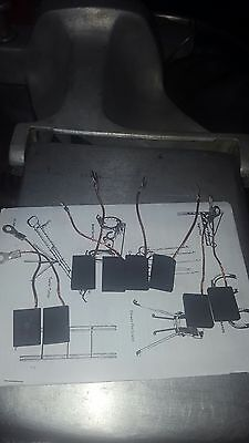 Hobart mixer  A200 motor brush set