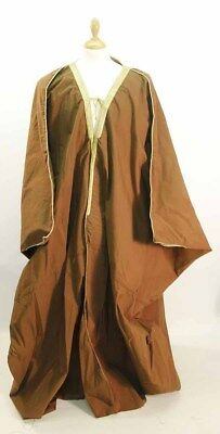 Brown Arabic Overrobe