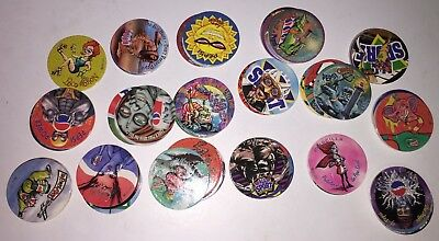 Disk – Pepsi Big Slam Caps series Set of 70 disks