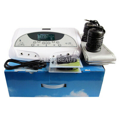 Negativeionic Foot Detox Machine Foot Bath Body Purification Ion Detox Spa Foot