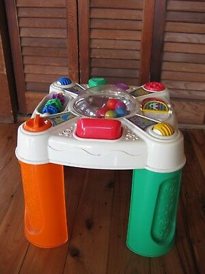 Fish & Price Musical Activity Table