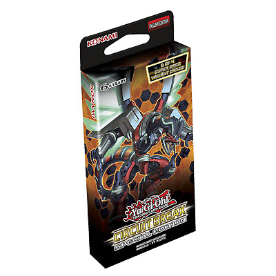 Yu-Gi-Oh: Circuit Break Special Edition - Sealed Booster Pack of 29 Cards