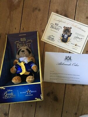 Meerkat Toy Beauty And The Beast