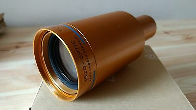 ISCO OPTIC Ultra Star HD 40mm Lens (for 35mm Cinema Projector)