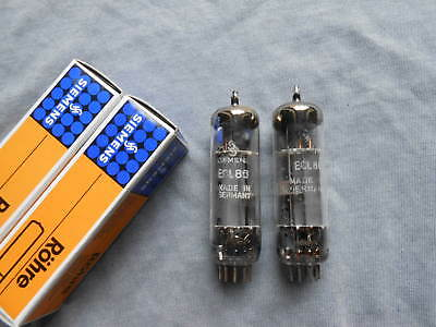 2 x   ECL 86  Siemens -- made in Germany