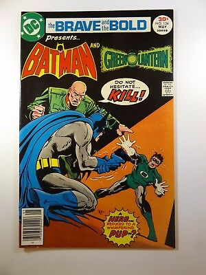 Brave and the Bold #134 Batman and The Green Lantern!! VF Condition!!