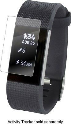 ZAGG - InvisibleShield HD Screen Protector for Fitbit Charge 2 FB2HWS-F00