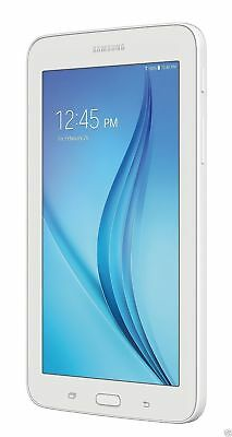 Samsung Galaxy Tab E Lite 8GB, Wi-Fi, 7in - White (Android Tablet) - SM-T113