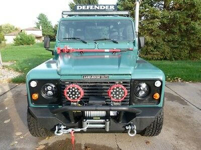 1988 Land Rover Defender  1988 Land Rover Defender 90 Hardtop 2.5TD