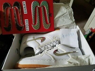 competitive price 52639 22909 Nike Air Force 1 Low Travis Scott (size 11.5 M )