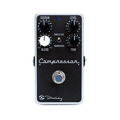 Keeley Compressor Plus 4-Knob Guitar Effects Pedal NEW + FREE 2DAY SHIPPING!