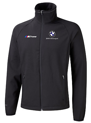BMW motorsport softshell JACKET * M power * racing * driver *  QUALITY *  DTM