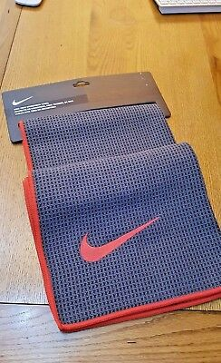 Nike Golf Towel - BNWT 25% off RRP! Excellent Stocking Filler