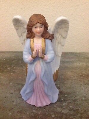 Vintage homco figurine angel # 5809-97 Glorious Angel