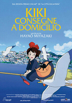 35mm KIKI TRAILER/FILM/MOVIE/FLAT/TEASER/BANDE ANIME STUDIO GHIBLI/MIYAZAKI アニメ