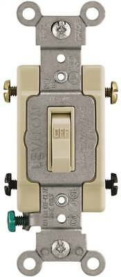 Switch Toggle 20a Dp Ivory