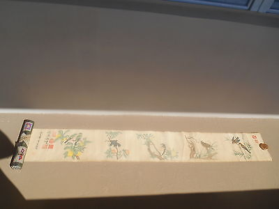 Antique Original Chinese Hand Painting From Rep. Palace Of Museum-Lee Fong Yin