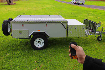 CAMPER TRAILER FORWARD FOLD HARD FLOOR 4WD CAMPING Campers NEW( PRE-ORDERS ONLY)