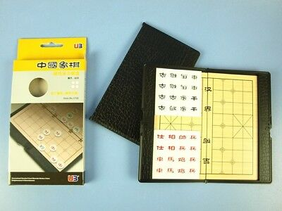 NEW Travel Magnetic Chinese Chess Portable Pocket Size Checker Set 中国象棋  AUSSIE