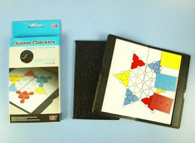 NEW Travel Magnetic Chinese Checkers Set Ideal for Traveller  AUSSIE SELLER