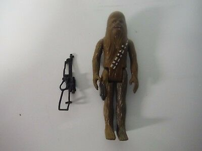 Vintage Star Wars Return of the Jedi 1977 CHEWBACCA Kenner